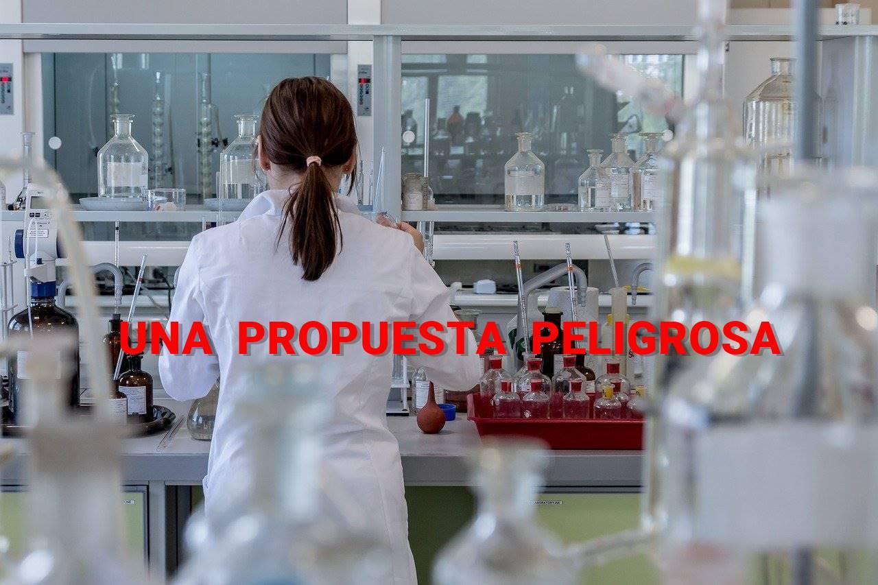 La vacuna capítulo uno: una propuesta peligrosa